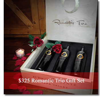 Romantic Trio Gift Set $325