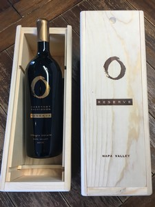 2014 Reserve Cab - Magnum in wood box Image