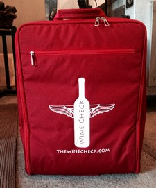 Flight Bag - Wine Check